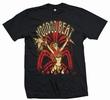 Voodoo Priestess - Men Shirt Schwarz Modell: vbt232