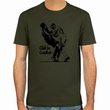 Zinedine Zidane vs. Marco Materazzi Fussball Shirt - Oliv Modell: SA008-Oliv