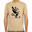 Zinedine Zidane vs. Marco Materazzi Fussball Shirt - Sand Modell: SA008_Sand