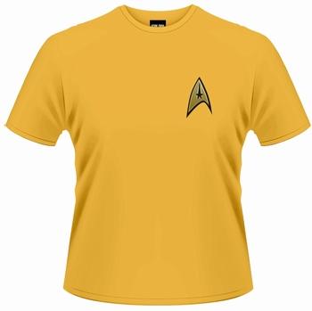 Star Trek Shirt Kommando