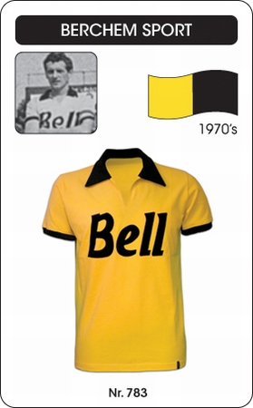 Berchem Sport - 1970 - Trikot
