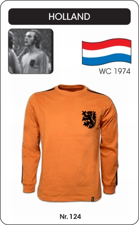 Holland - Retro Trikot