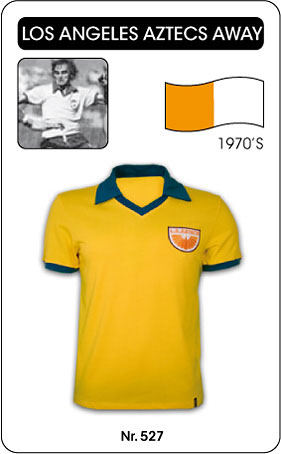 Los Angeles Aztecs Retro Trikot