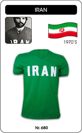 Iran - Trikot