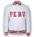 PERU RETRO FUSSBALLJACKE