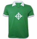 NORDIRLAND - NORTHERN IRELAND - 1977 - TRIKOT