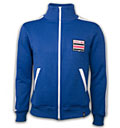COSTA RICA RETRO TRAININGSJACKE