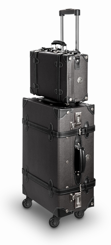 meridian koffer set gross retro punk vintage koffer pr sentiert von klang und kleid. Black Bedroom Furniture Sets. Home Design Ideas