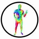 Morphsuit - Hippie - Ganzkörperanzug