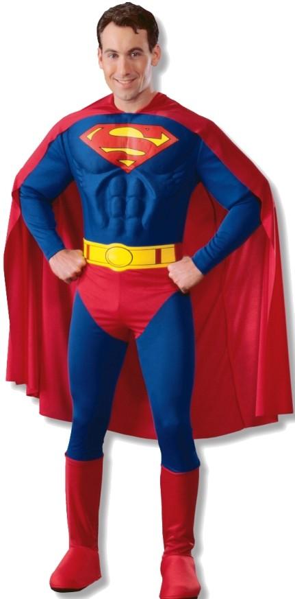 masken und shopping kost me superman kost m erwachsene superheroes. Black Bedroom Furniture Sets. Home Design Ideas