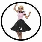 50er Jahre Kostüm Petticoat