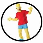 Bart Simpson Kostüm Erwachsene - The Simpsons