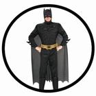 1 x BATMAN KOST�M DARK KNIGHT RISES - 3D MUSKELPANZER DELUXE