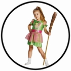 Bibi Blocksberg Kinder Kostüm - Kinderserie