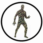 Morphsuit - Kommando - Ganzkörperanzug
