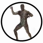 Morphsuit - Leopard - Ganzkörperanzug