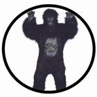 Gorilla Kostüm - Affen Kostüm Deluxe