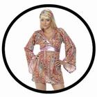 Hippie Kostüm Damen - Hippie Hottie
