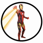 Iron Man Morphsuit - Digitales Kostüm