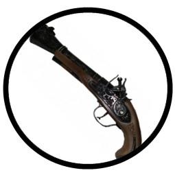 Pistole Pirat Donnerbüchse - Klicken für grössere Ansicht