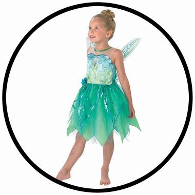 Pixie Tinker Bell Pirate Fairy Kinder Kostüm - Disney - Klicken für grössere Ansicht