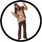 Psychadelic Hippie Kostüm