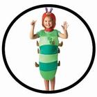 Die kleine Raupe Nimmersatt Kinder Kostüm