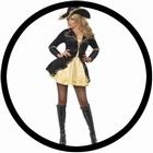 Sexy Piratenschätzchen Kostüm