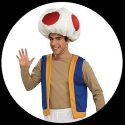 Kostüme von K'n'K - TOAD KOSTÜM ERWACHSENE - Costumes - Verkleiden ...