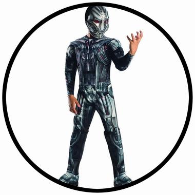 Ultron Avengers 2 Deluxe Kinder Kostüm - Marvel - Klicken für grössere Ansicht