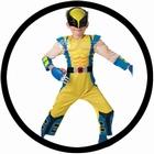 Wolverine Kinder Deluxe Kost�m