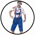Zombie Bayer Kostüm