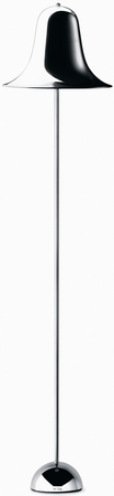 Verner Panton Stehlampe - Pantop - Aluminium