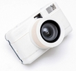 Lomography Fisheye Kamera - Weiss