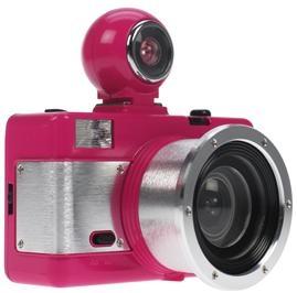 Lomography Fisheye 2 Kamera Pink