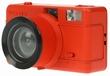 Lomography Fisheye Kamera - Rot