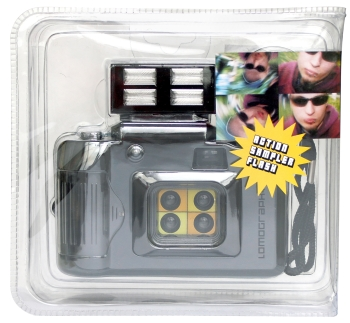 Lomography Packaging