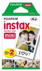 Doppelpack ISO 800 Instant Film Instax MINI - 10 Bilder/Packung
