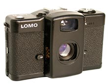Lomo LC-A+ Kamera Package