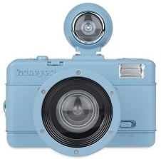 Lomography Fisheye 2 Kamera Faded denim