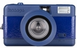 Lomography Fisheye Kamera - Dark Blue
