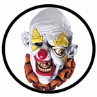 Freako Clown Maske