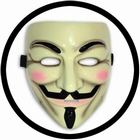 V For Vendetta Deluxe Maske