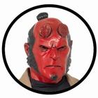 Hellboy Maske