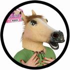 Lady Pferdemaske