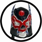 Lucha Libre Maske - Averno