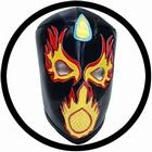 Lucha Libre Maske - Fireball