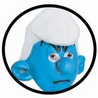 Schlumpf Maske - Muffi Schlumpf