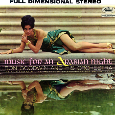 Belly Dancing - Music for an Arabian Night