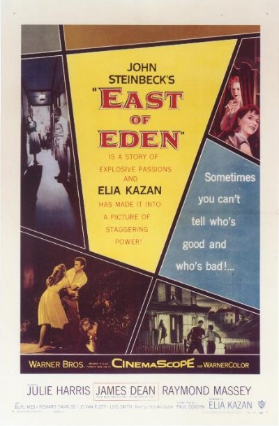 James Dean - East of Eden